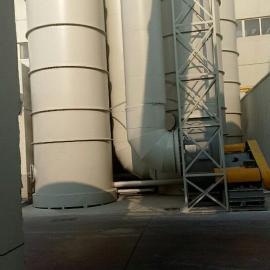 合金铝含氟废气除尘治理