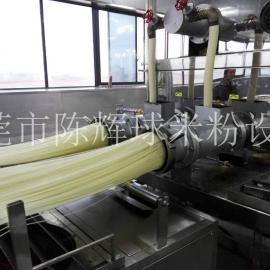 创业者福音一大型全自动米粉生产机械