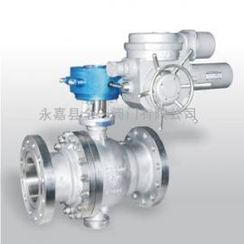 Q947F电动固定球阀厂家低价销售品质保证