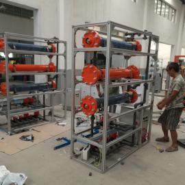 无隔膜次氯酸钠发生器/自来水厂水处理设备