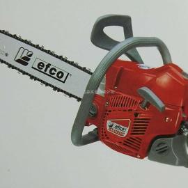 意大利进口efco叶红汽油链锯MT4100SP砍树机16寸修枝锯