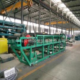 脱硫石膏污泥处理-中科贝特提供真空过滤机处理效果环保达标排放
