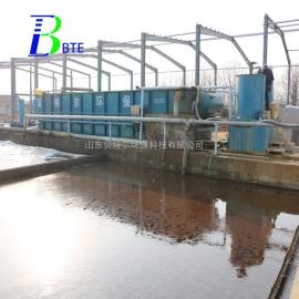 BTEbei特尔高效溶气气浮机 餐饮含油污水chuli设备 �fen视�YW