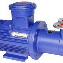 CWB磁力��有��u泵 小流量高�P程磁力泵 可配防爆��C