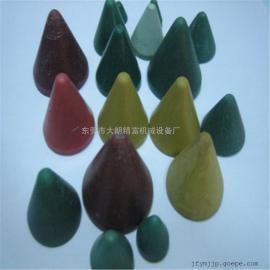 圆锥10*10树脂研磨石、抛光石、溜光石