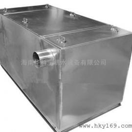悬挂式不锈钢隔油池