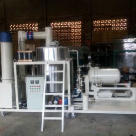 润滑油蒸馏Waste Lube oil distillation plant