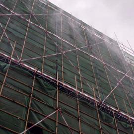 建筑工地围挡喷淋脚手架塔吊喷淋系统