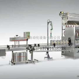 5升全自动化玻璃水灌装机