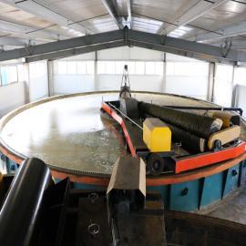 贝特尔浅层气浮机设备 屠宰污水处理设备 运行平稳 操作简单