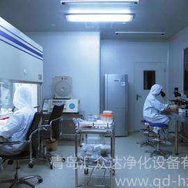 千级实验室净化工程公司,实验室净化工程设计报价