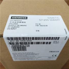 西门子 SMART CPU ???SR20 6ES7288-1SR20-0AA0