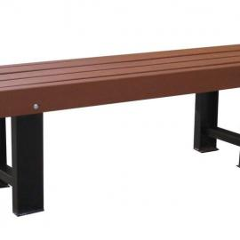 公园塑木休闲椅 旅游景区休闲椅 小区休闲椅