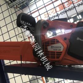 瑞典富世华Husqvarna电动链锯536Lixp 伐木锯 家用伐木锯