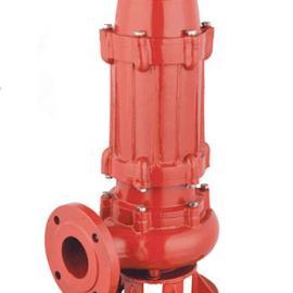 WQR耐高温排污泵锅炉热水排污泵7.5KW耐高温污水泵热水潜污泵