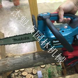 日本makita牧田10寸单手电锯DUC254C砍树机 修枝锯 便携式园林锯