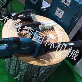 日本makita牧田双刃36V锂电剪草机DUH651 篱笆茶叶修剪机