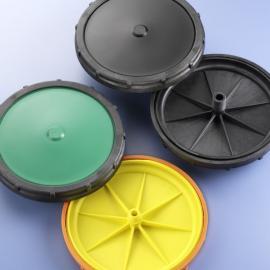 硅xiang胶膜片盘式微孔曝气器、德国进口膜片