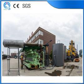 海琦生活垃圾热解气化发电系统 生活垃圾无害化处理 稳定运行