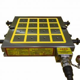 仪辰电永磁吸盘 EEPM-30100 五面加工使用