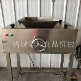 RH-2000鳕鱼嫩化机的工作原理