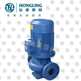 IRG立式管道热水循环泵