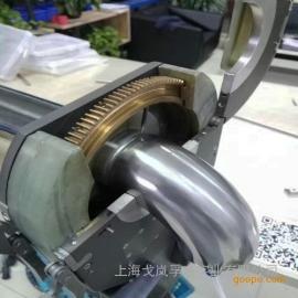生物发酵全位置管道自动焊机