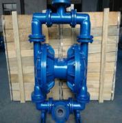 厂家直销QBY-50流体衬氟气动隔膜泵 衬F46 防爆耐腐蚀无泄漏泵