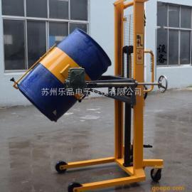 多功能油桶抱箍型倒桶车