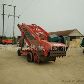 大型养殖场适用青贮取料机生产厂家 圣泰饲料取料机价格
