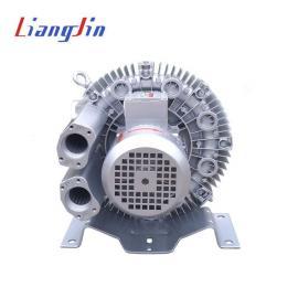梁瑾污水处理爆气漩涡气泵 曝气增压旋涡风机4QB 210-OH16-7