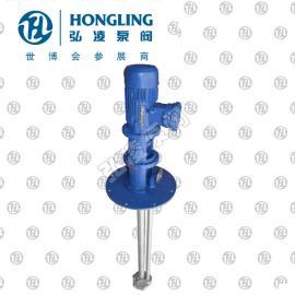 FY型耐腐蚀立式不锈钢液下泵