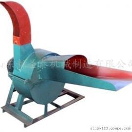 中小型饲料chang必备青储揉丝机报价 圣泰多gong能秸秆揉搓机型号