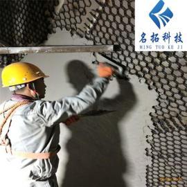 耐磨陶瓷胶泥 电厂耐磨料 龟甲网可塑料