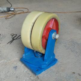 【超重型脚轮厂家】10寸超重型脚轮厂家 尼龙超重型脚轮厂家直销