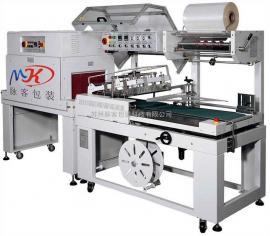 脉客供应全自动热收缩机、POF膜包装机