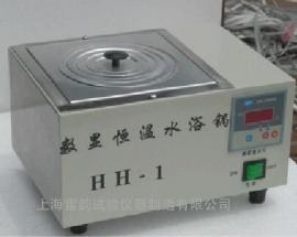 HHS-1单孔恒温水浴锅雷韵制造 价低质优