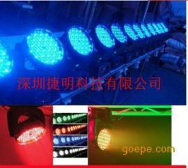 led108颗3w染色摇头灯 调焦摇头灯 LED108舞台变焦染色摇头灯