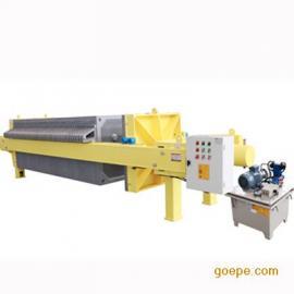 普通液压压滤机 厢式压滤机 板框压滤机 隔膜压滤机 坤达机械