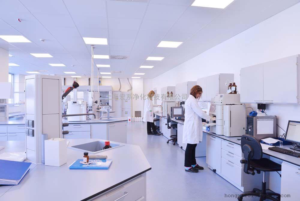 *实验室无尘室