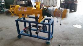 污水处理机器 圣泰牌固液分离机 厂家直销粪便脱水机