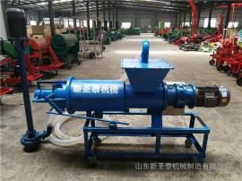 猪粪脱水机型号 圣泰牌固液分离机 环保机器