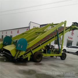 大型青储饲料厂适用行走式取料机报价 圣泰牌青储取料机作用
