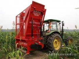 多功能粉碎回收机生产厂家 圣泰牌玉米秸秆回收机报价