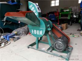 丝状秸秆jiagong机器 饲料揉搓机 圣泰pai中小型揉丝机报价