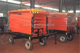 300公斤6米液压升降平台 移动式升降机 高空检修车 厂家直销