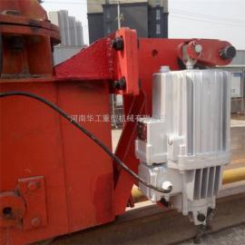 港口提梁机防风铁楔 起重机防风装置 龙门吊电动液压防风铁楔
