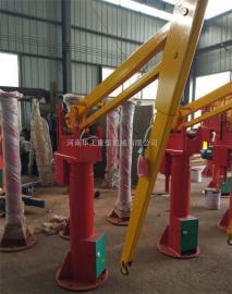 曲臂平衡吊 工厂机床加工用平衡吊 100公斤电动旋转平衡吊机