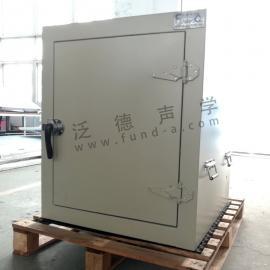 消声箱 为品瑞医疗设计生产消隔声箱工程 泛德声学