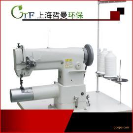 普通电机 短臂双针缝纫机 可yong于缝zhi帐peng、降落伞